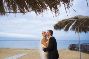 Wedding in laguna beach